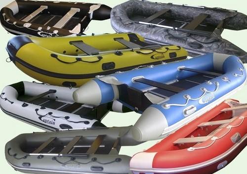 Разновидности резиновых лодок