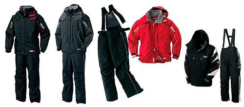 Рейтинг лучших костюмов для зимней рыбалки