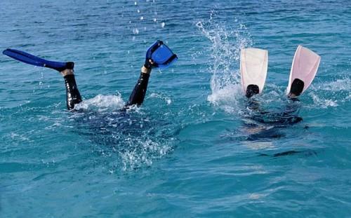 Ласты для подводной охоты
