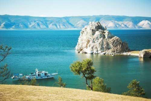 Лучшие места для рыбалки и отдыха на Байкале
