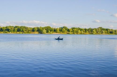 Ловля сома на реке Дон в Волгоградской области