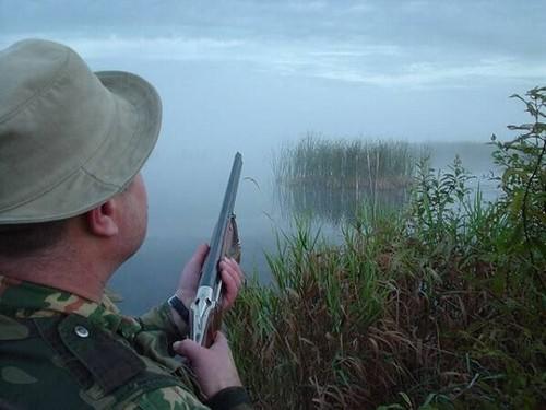 Hunting in Denmark