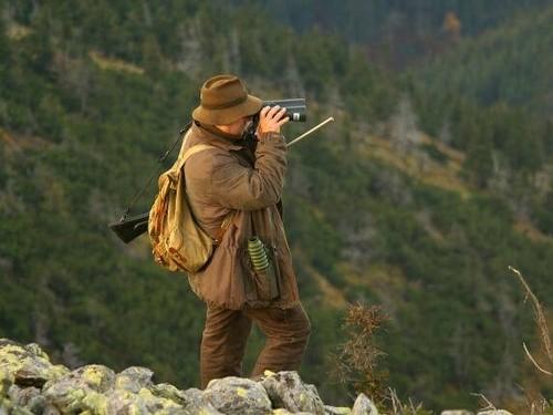 Охота в Чехии