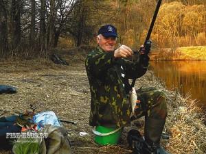 Рыболовный календарь на ноябрь 2018 года