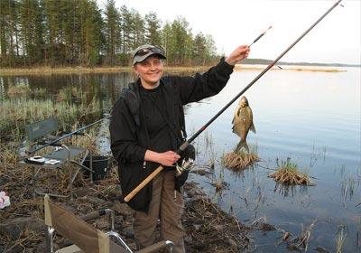 Ловля леща в марте на поплавочную удочку