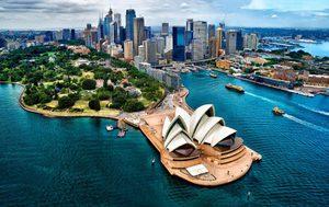 Континент Австралия