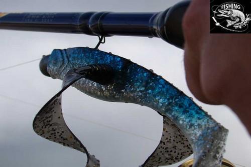 Топ приманок на щуку - приманка Flying Fishunter. Фото 4