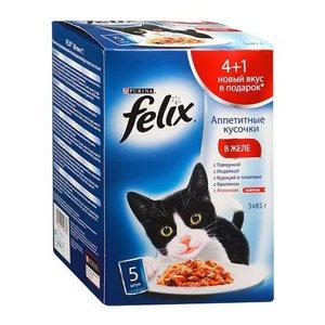 Кошачий корм Феликс и отзывы потребителей о нем