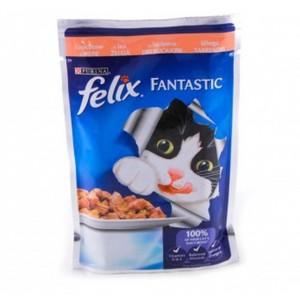 Кошачий корм Феликс и отзывы о нем