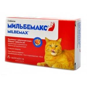 Инструкция к применению Мильбемакс для кошек и собак