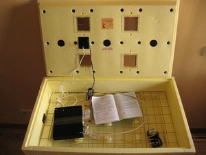 Устройство инкубатор золушка