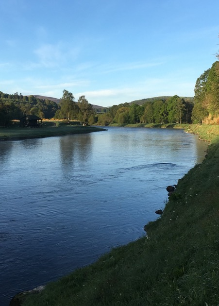 River Spey Salmon Fishing