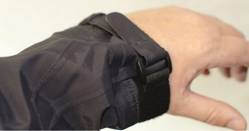 Airtex Pro jacket adjustable storm cuffs