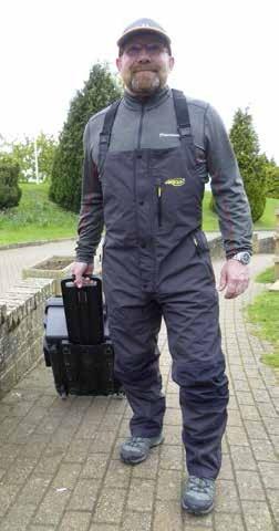 Airflo Airtex Pro bib and brace