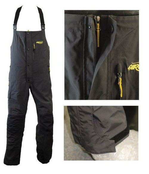 Airtex Pro B&B with detailing of storm flap and leg gusset