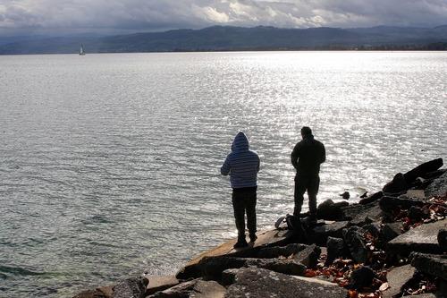 Winter Crappie Fishing- Overcast Days