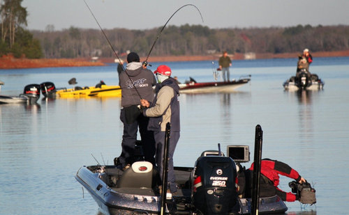Winter Fishing Hacks - honey hole fishing