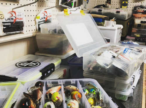 Tackle Box Organization