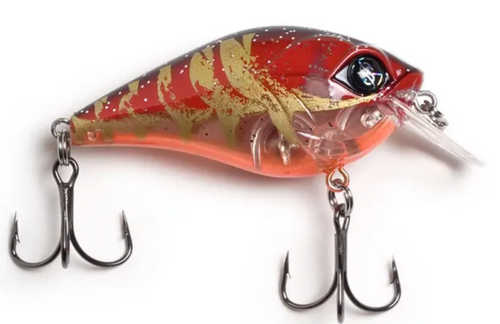 red bass lures