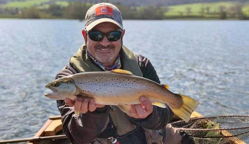 John Horsey - Top UK Professional Fly Fishing Guide
