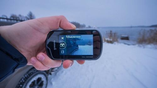 Garmin Oregon 750t. Зимняя навигация на льду