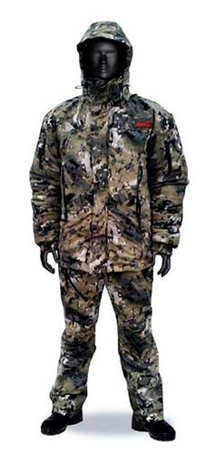 Raftlayer The float suit for winter fishing Russian production