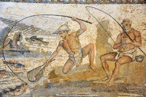 The history of fishing from ancient times to the present day