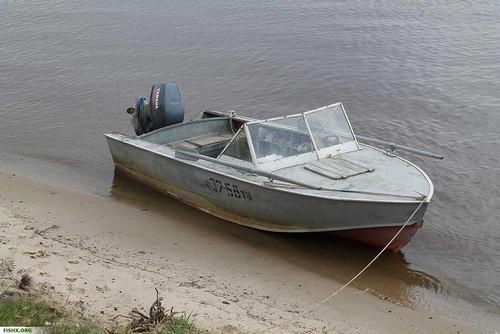 Перевозка лодки