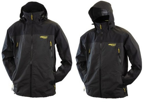 Airtex Pro 34 Jacket - hood down and hood up